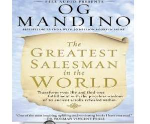 Og Mandino's The Greatest Salesman in the World,  Audio Scroll 5
